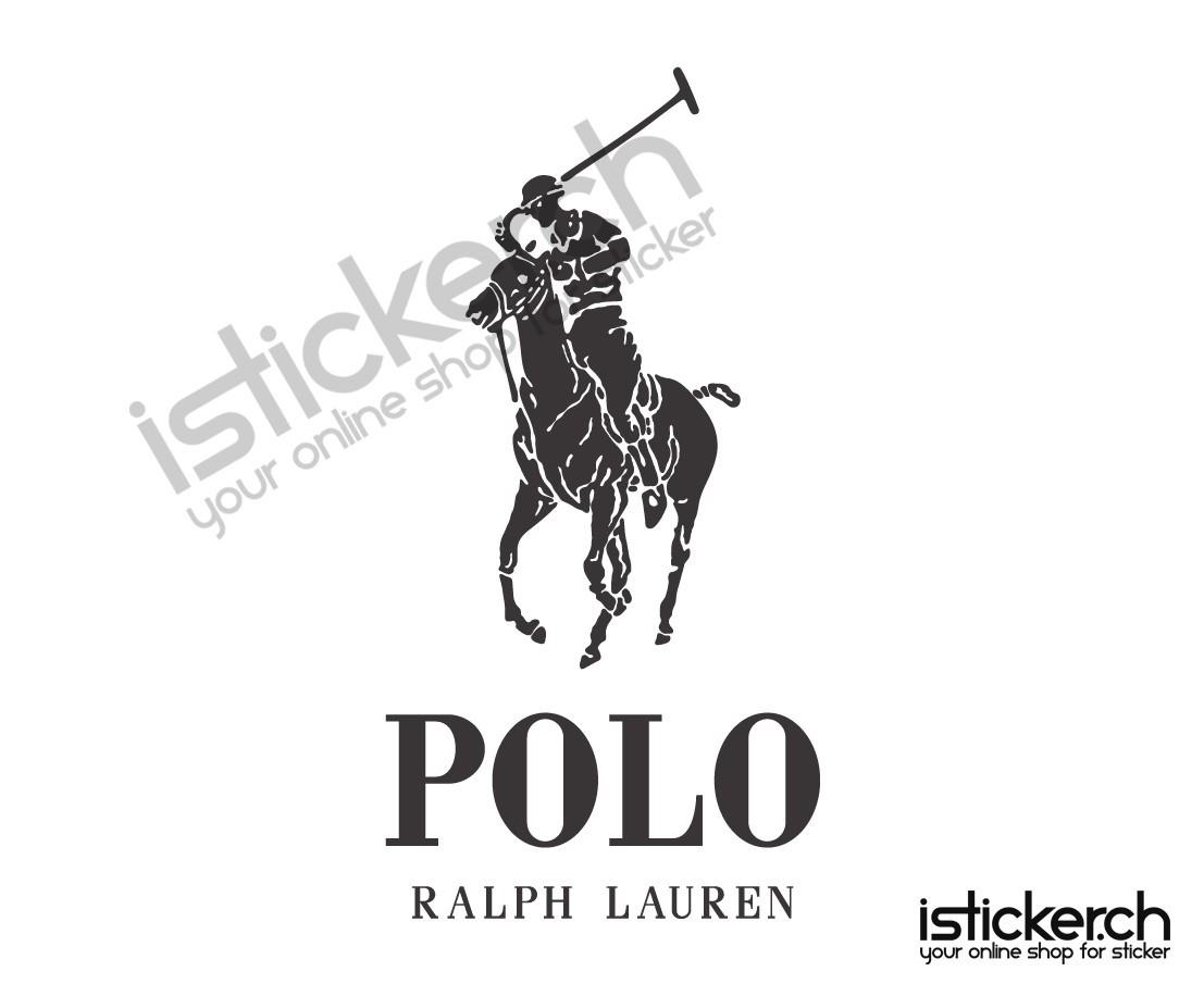 reputable site e114b dc294 Polo Ralph Lauren Logo - isticker.ch