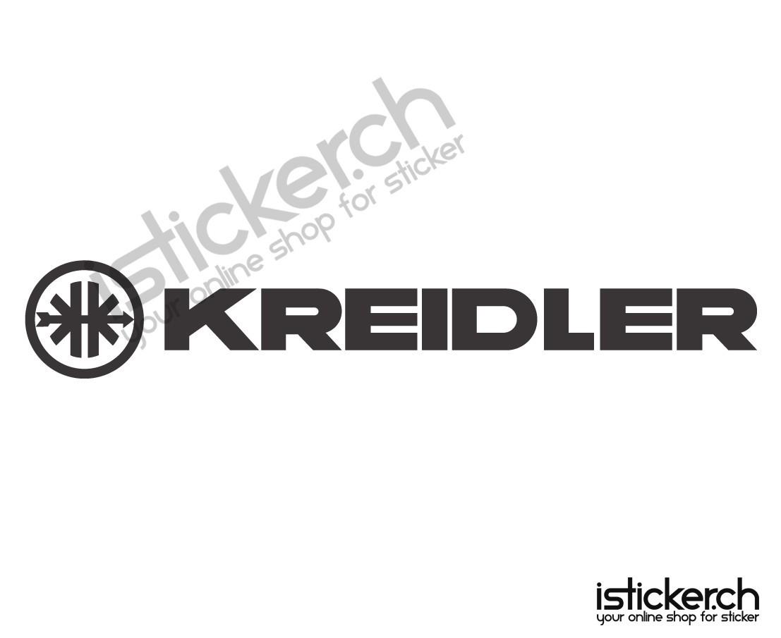 Kreidler Logo Istickerch