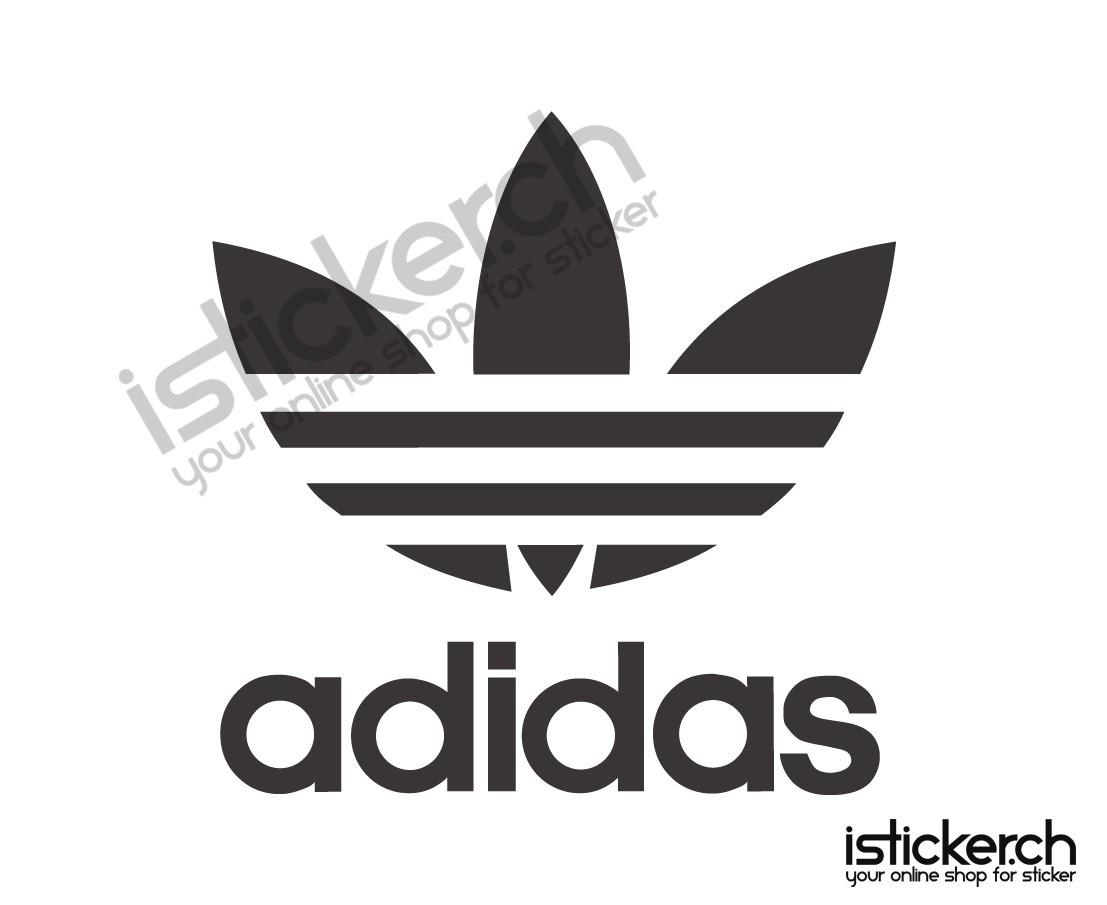 Adidas Originals Logo Istickerch
