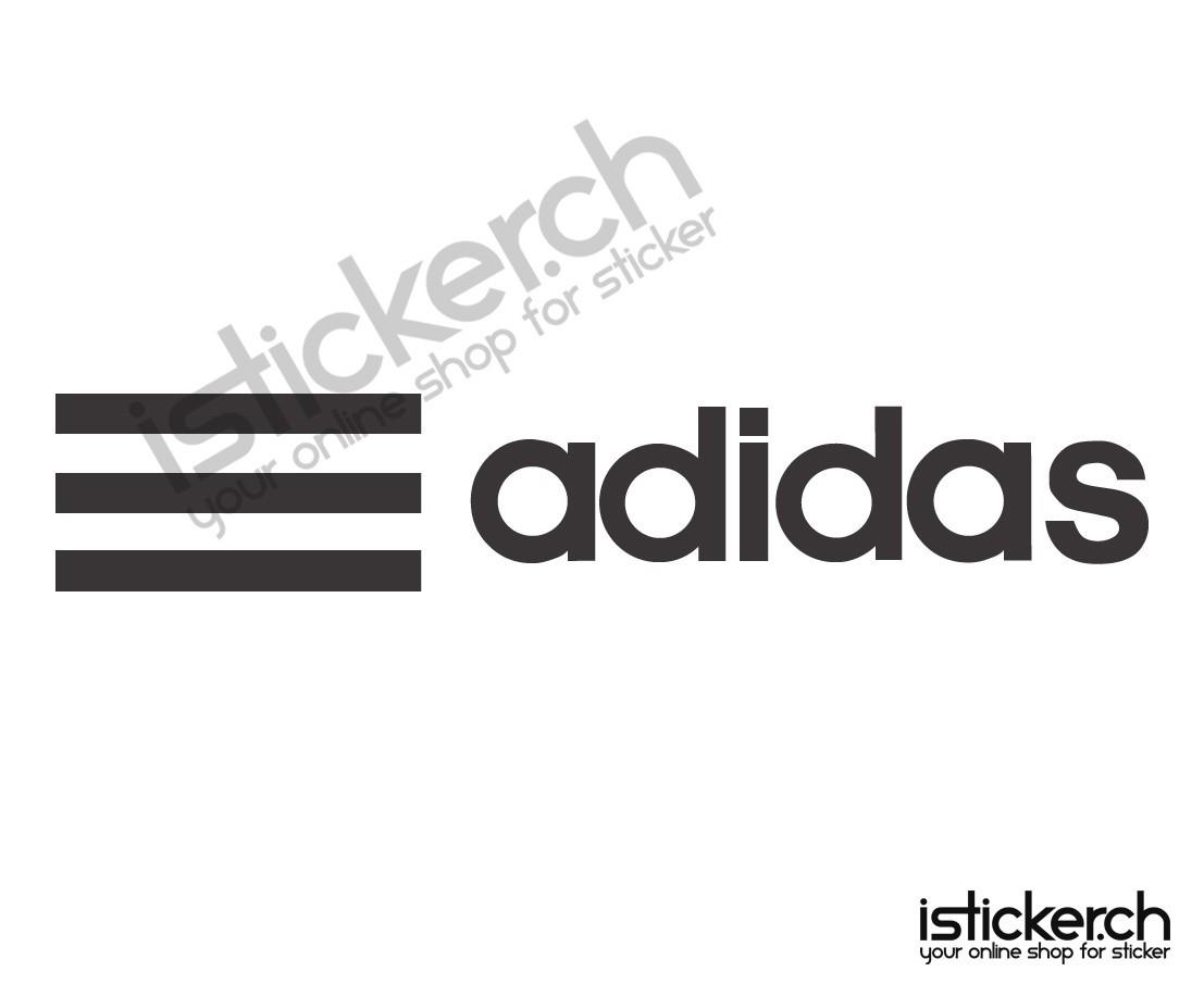 Adidas Logo 2 Istickerch